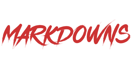 Monthly Markdowns