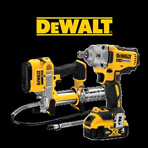 Save on DeWALT 20V MAX Tools