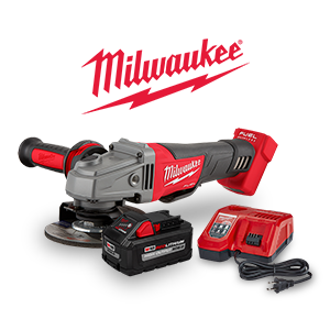FREE Milwaukee Bare Tool or Battery & Charger Starter Kit