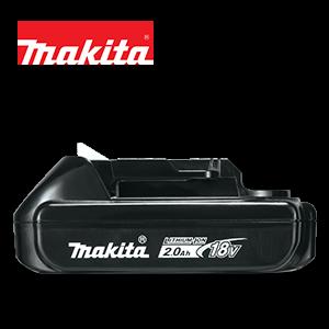FREE Makita 18V 2 Ah Battery