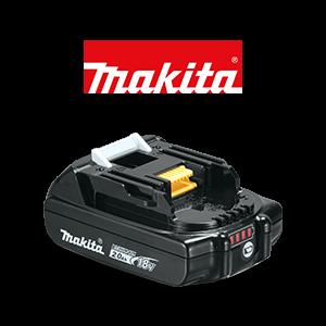 FREE Makita 18V LXT 2 Ah Battery