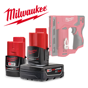 Free Milwaukee M12 Battery