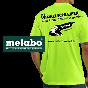 Free Metabo Shirts