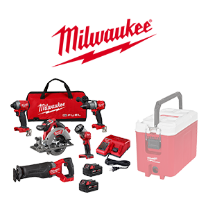 FREE Milwaukee PACKOUT Cooler