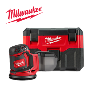 2 FREE Milwaukee bare tools or batteries