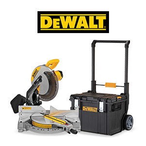 Extra 20% off Select DeWALT Products