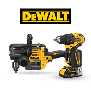 10% off $150 on Select DeWALT Drilling & Driving