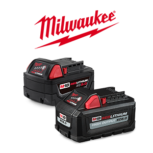 FREE Milwaukee M18 Battery with a M18 Tool or Combo Kit