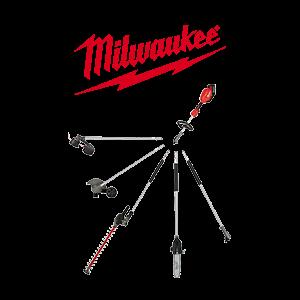 Save up to $200 on Milwaukee Outdoor Tool Bundles