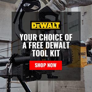 FREE DeWALT Tool Kit