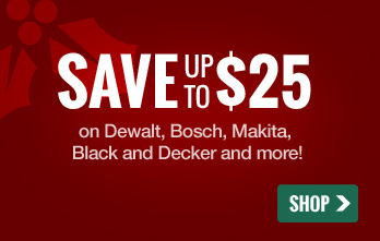 Save up to $25 on these top brands!