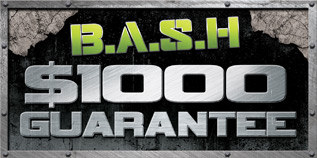 BASH $1000 Guarantee