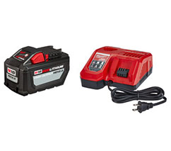 Tool batteries and chargers