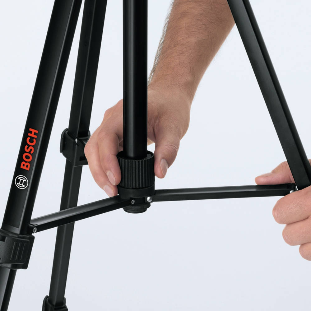 Collapsible legs and weighing 2 lbs makes the tripod easy to store and transport