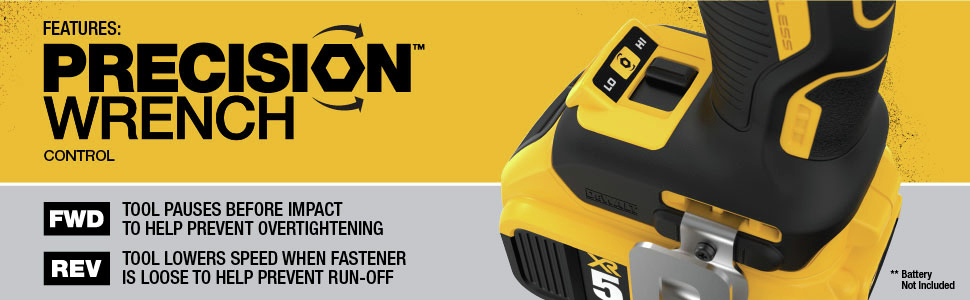 features precision wrench control