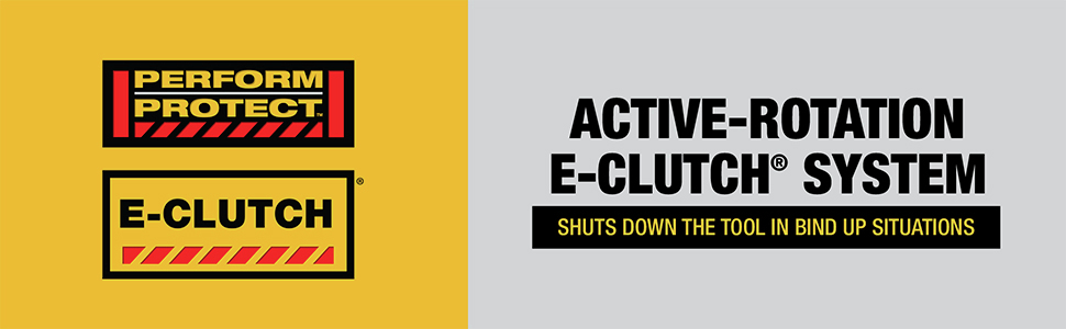 ACTIVE-ROTATION E-CLUTCH System
