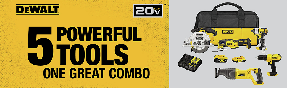5 Powerful Tools One Great Combo