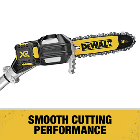 Smooth Cutting Performance