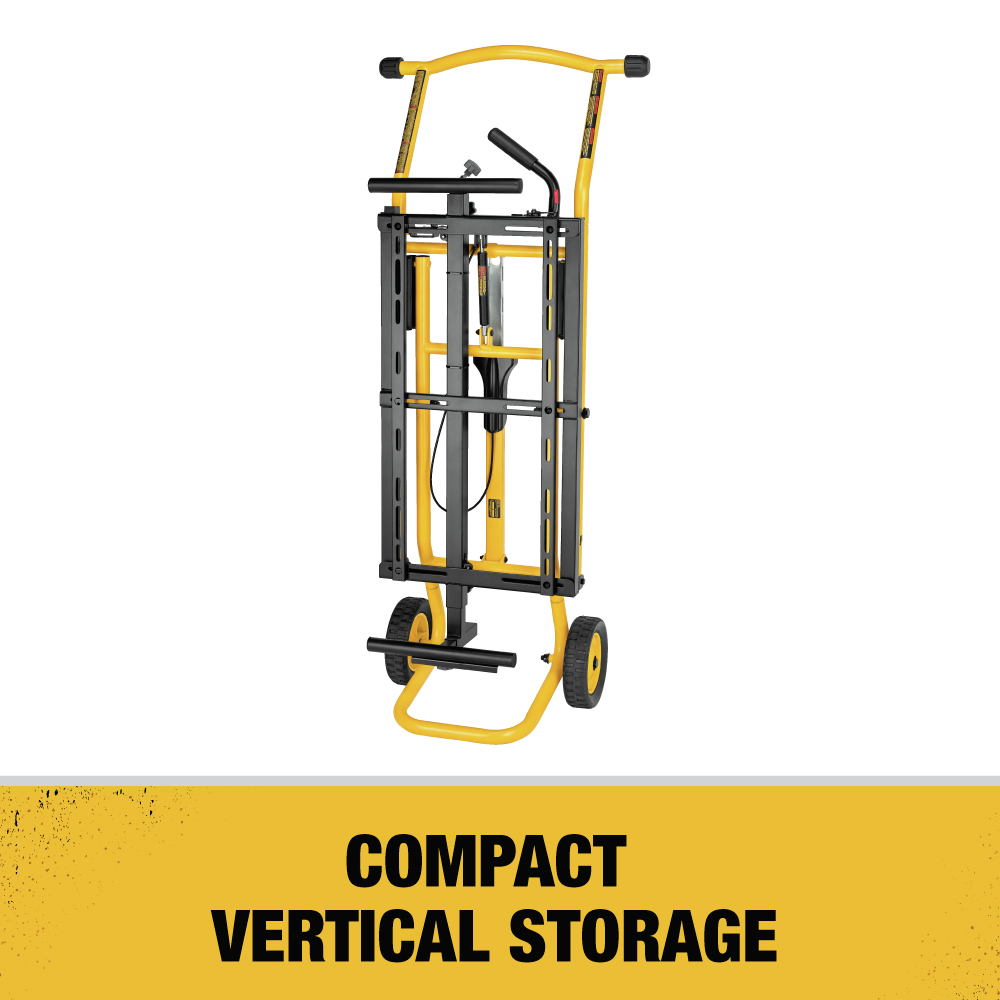 Compact Vertical Storage