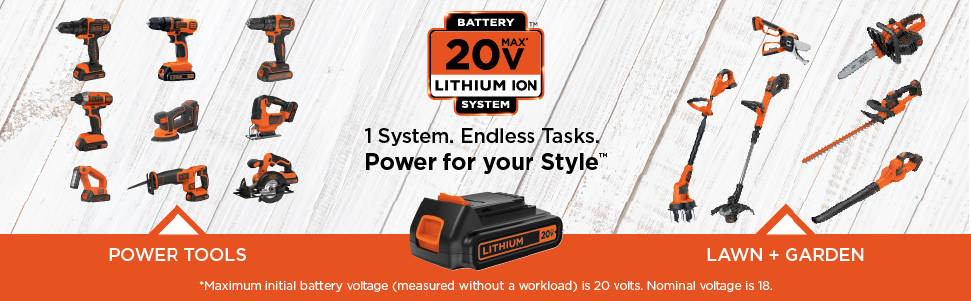 1 System. Endless Tasks. Power for your style