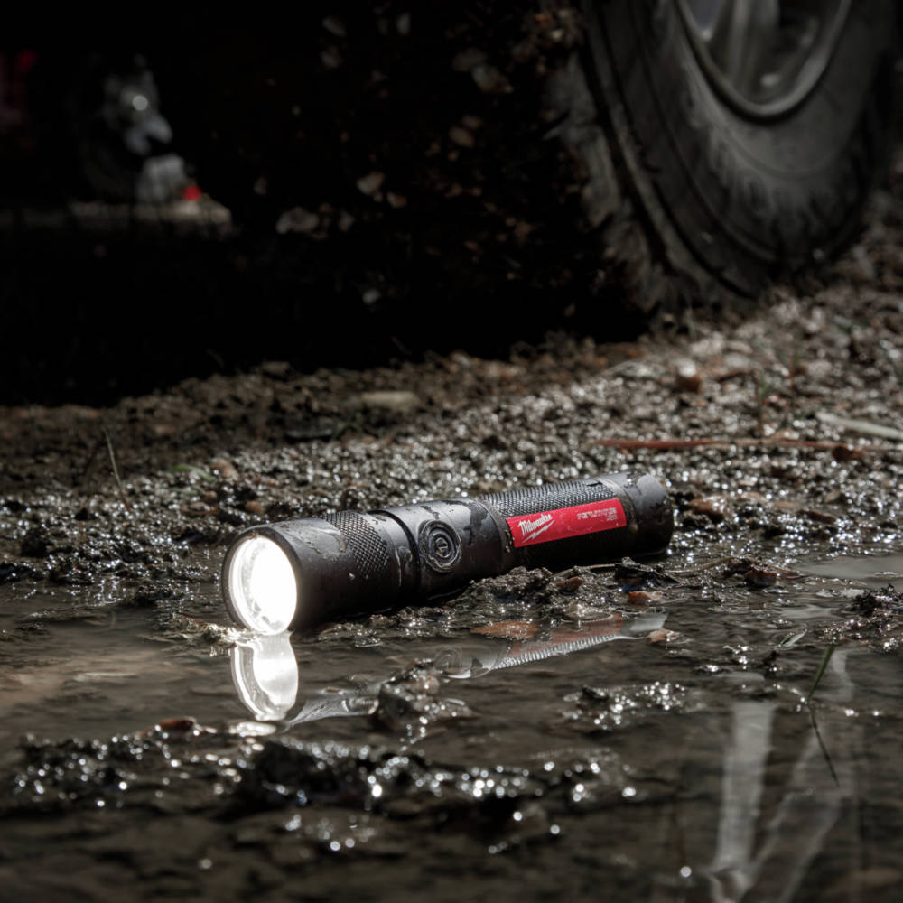 4M Drop Rated & IP67 Rated: Waterproof and Dustproof