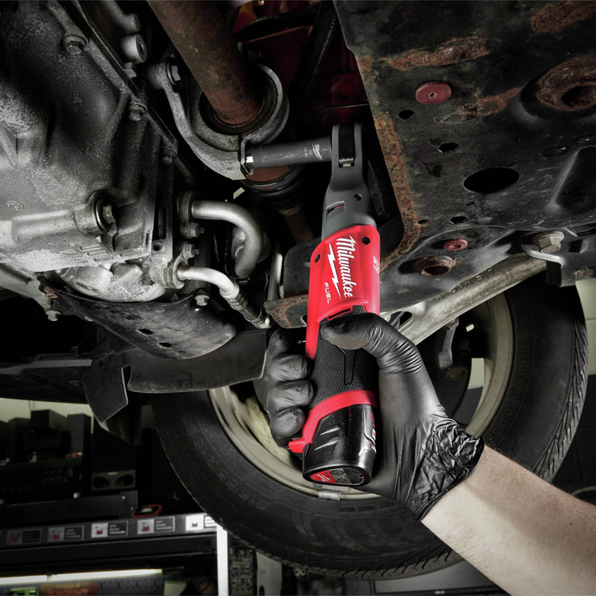 M12 FUEL 3/8 in. Ratchet provides years of reliable use