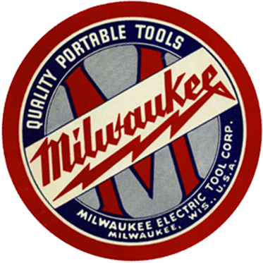 Milwaukee Brand Badge