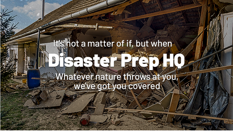 Disaster Prep