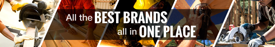 All the best brands all in one place