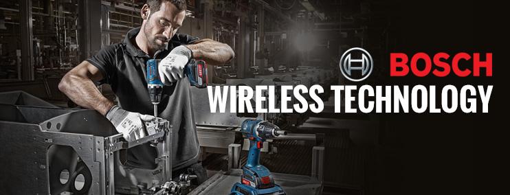 Bosch Wireless Technology
