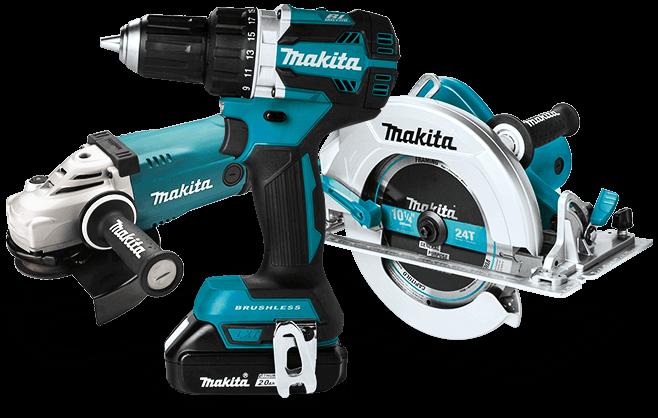 Makita Tools: Drills, Grinders, Saws, Concrete, & More | CPO