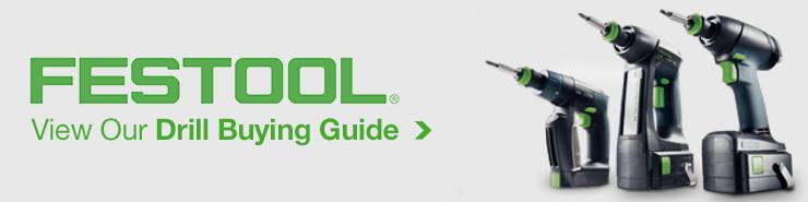Festool Drill Guide
