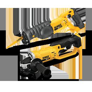 FREE DeWALT Multi-Tool or Reciprocating Saw