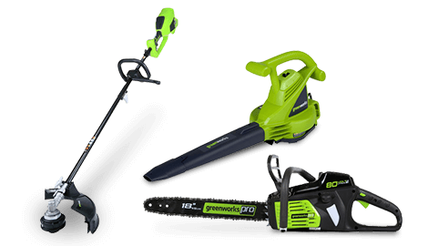 Shop Greenworks: Home and Garden Power Tools | CPO Outlets