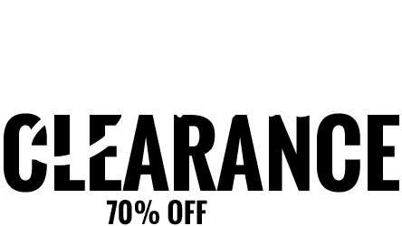 Summer Clearance - Save up to 70% off Top Brands
