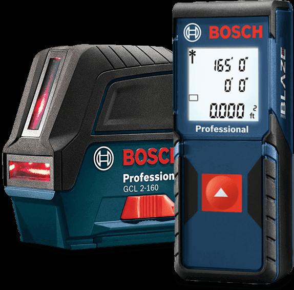 Bosch - Measuring Tools