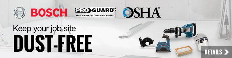 Bosch Pro Guard OSHA Compliant