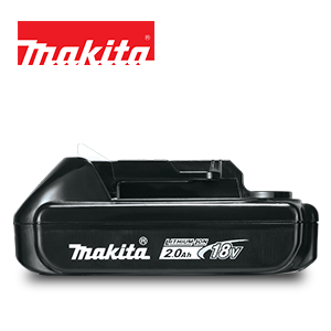 FREE Makita 18V 2 Ah Battery