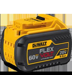 DeWALT 20V/60V battery