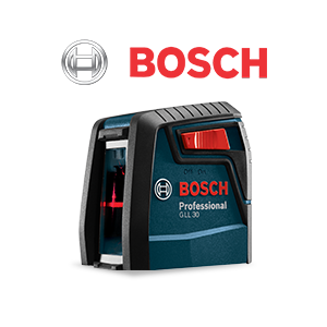 $20 off $100 on Bosch Products!