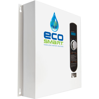 Ecosmart 27 Kw 240v Electric Tankless Water Heater Eco27