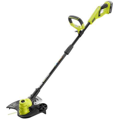 Ryobi Factory-Reconditioned ZRP2080 ONE Plus 18V Lithium+ 13 in. Straight Shaft String Trimmer